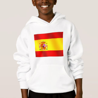 Spanish flag of Spain gifts for Spaniards Hoodie