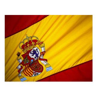 Spanish Flag Post Cards