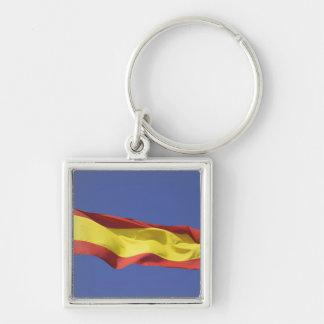 Spanish Flag RF) Keychain