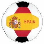 Spanish Flag Soccer Ball