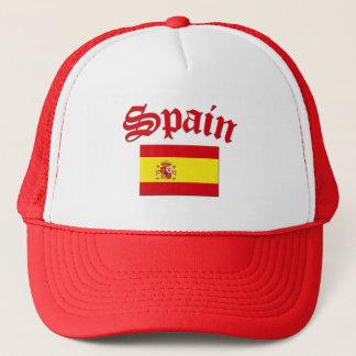 Spanish Flag Trucker Hat
