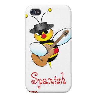 Spanish Flamenco bee iPhone 4 Cover