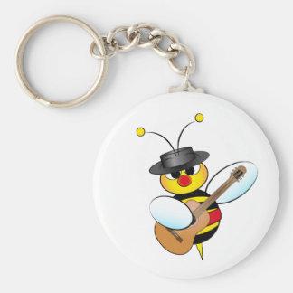 Spanish Flamenco bee Key Chain