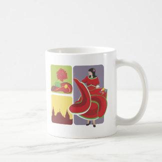 Spanish Flamenco Coffee Mug