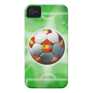 Spanish Football / Soccer iPhone 4 Case