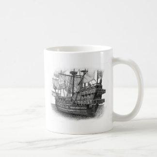 Spanish Galleon Coffee Mug
