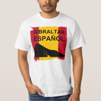 Spanish Gibraltar T-Shirt