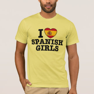 Spanish Girls T-Shirt