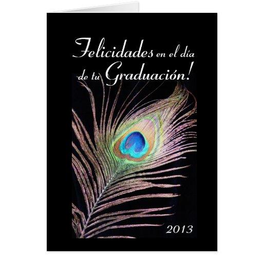 Spanish Graduation Cards