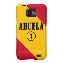 Spanish Grandmothers : Abuela Numero Uno Galaxy S2 Cases