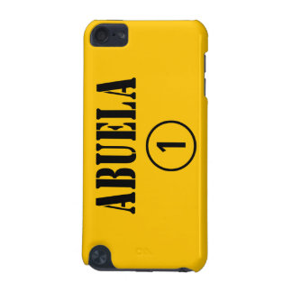 Spanish Grandmothers : Abuela Numero Uno iPod Touch 5G Cases