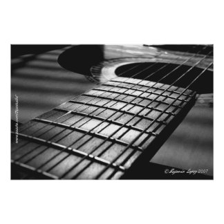 Spanish Guitar 01 Poster