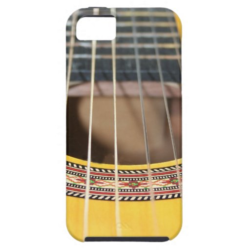 Spanish Guitar iPhone 5 Covers