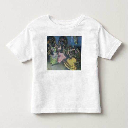 Spanish Gypsy Dancers, 1898 Toddler T-shirt