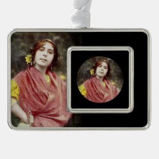 Spanish Gypsy Woman Ornament