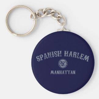 Spanish Harlem Keychains