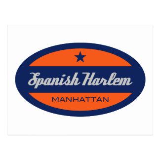 Spanish Harlem Postcard