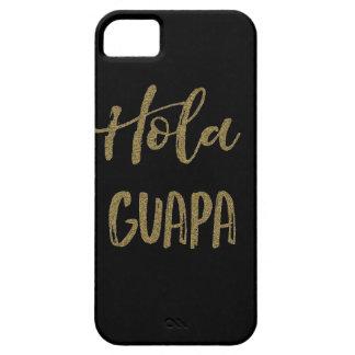 Spanish Hola Guapa iPhone SE/5/5s Case