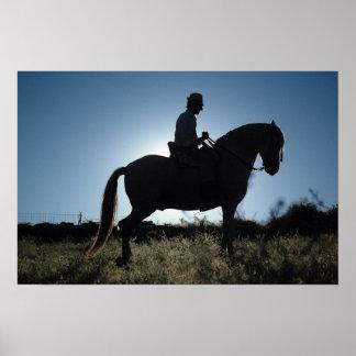 Spanish Horseman Print