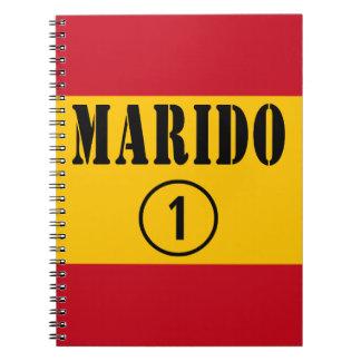 Spanish Husbands : Marido Numero Uno Notebook
