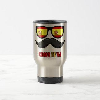 Spanish IM Travel Mug