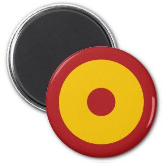 Spanish insignia, Spanish Roundel Magnet