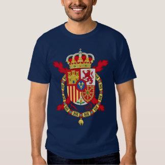 Spanish King Flag T-Shirt