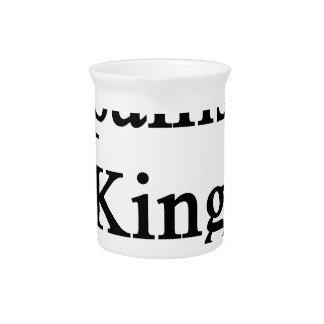 Spanish King Pitcher
