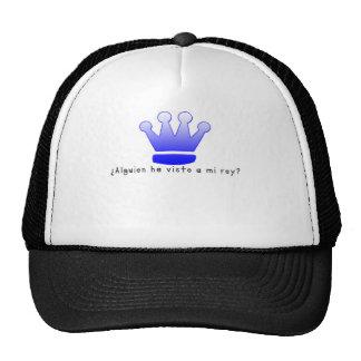 Spanish-King Trucker Hat