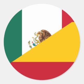 Spanish Language, hybrids Sticker