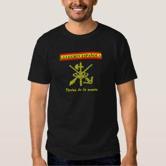 Spanish Legion Tee Shirts