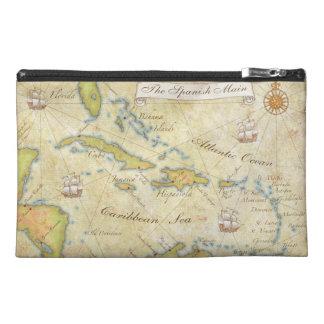 Spanish Main Travel Accessory Bag