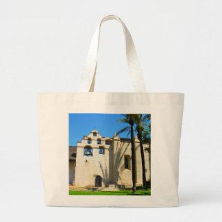 Spanish mission bell bag