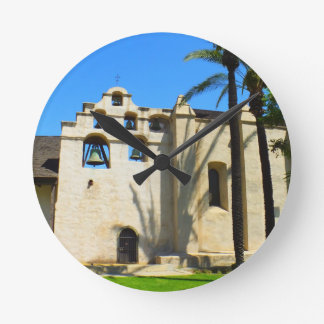 Spanish mission bell clocks