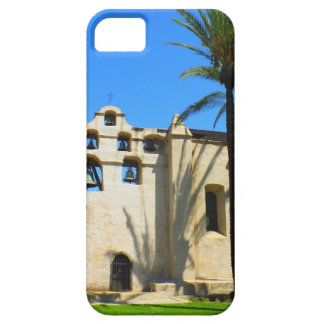 Spanish mission bell iPhone SE/5/5s case