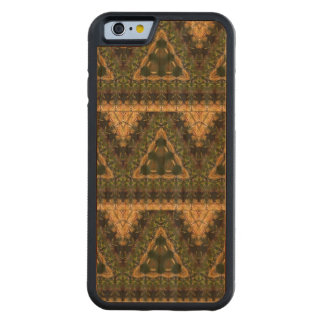Spanish Moss Abstract Carved® Cherry iPhone 6 Bumper Case