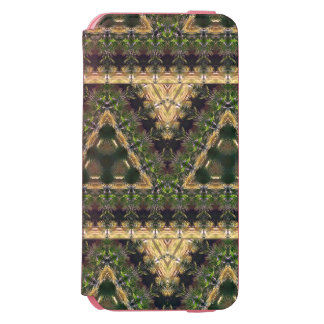 Spanish Moss Abstract iPhone 6/6s Wallet Case