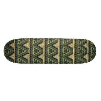 Spanish Moss Abstract Skateboard Deck