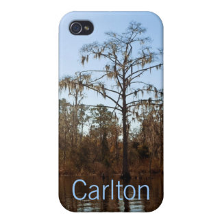 Spanish Moss by Blount's Creek - NC Covers For iPhone 4