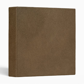 spanish moss faux leather binder