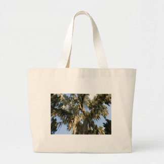Spanish Moss Large Tote Bag