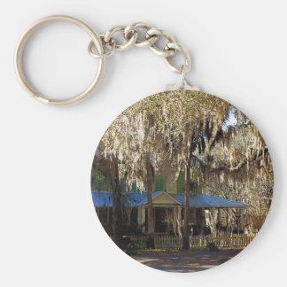 Spanish Moss, Micanopy, Florida Keychain