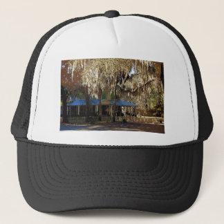 Spanish Moss, Micanopy, Florida Trucker Hat