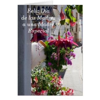 Spanish Mother's Day Card Feliz Dia de las Madres