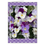 Spanish: Mother's day / Dia de las madres Greeting Card