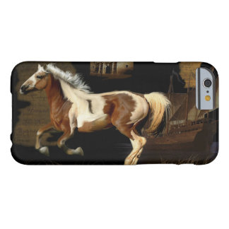 Spanish Mustang New Worlde Horse-lover Case Barely There iPhone 6 Case