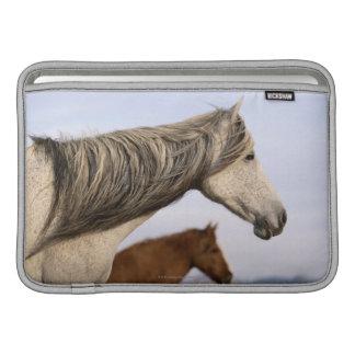 Spanish Mustangs MacBook Air Sleeve
