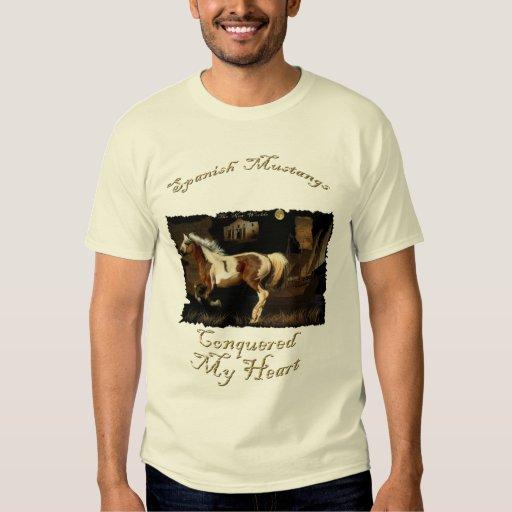 SPANISH MUSTANGS T-shirt