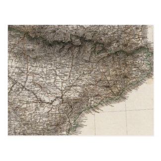 Spanish Peninsula 2 Postcard