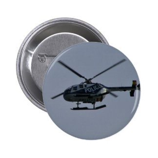 Spanish Police Helicopter Button
